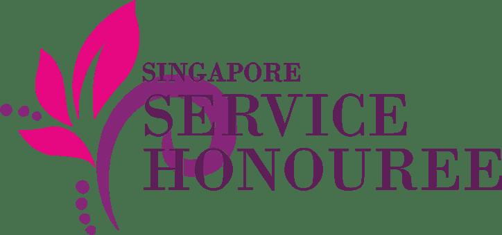 Singapore Service Honouree